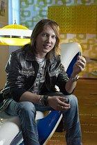 Fotografie z natáčení kampaně druhé řady pěvecké soutěže Česko Slovenská Superstar: Peter Cmorik