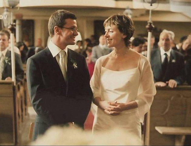 Svatba Ondřeje Lišky