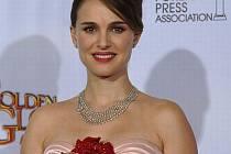 Natalie Portman získala za roli ve filmu Černá labuť, který už brzy dorazí do našich kin, Zlatý glóbus za nejlepší herečku