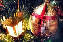 Vánoční stromeček, ilustrační foto