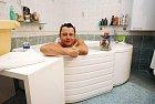Petr Muk v soukromí domova