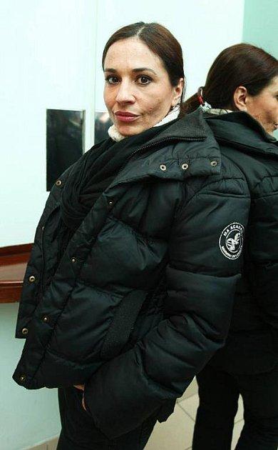 Míša Kuklová vDivadle Kalich
