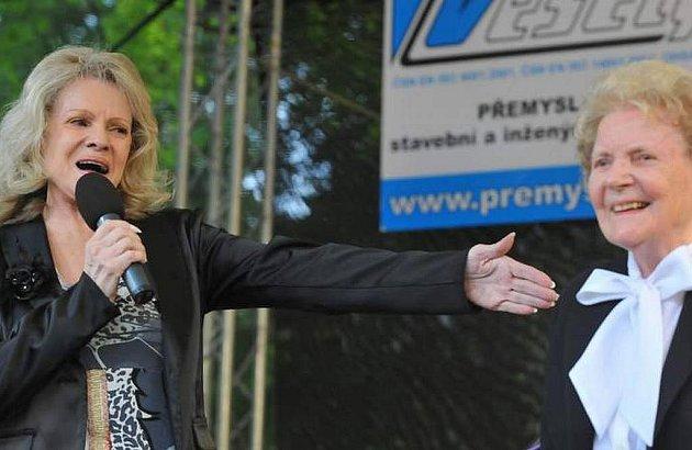 Eva Pilarová smaminkou vroce 2009
