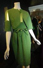 Tyhle šaty měla na sobě Grace Kelly na návštěvě v Bílém domě