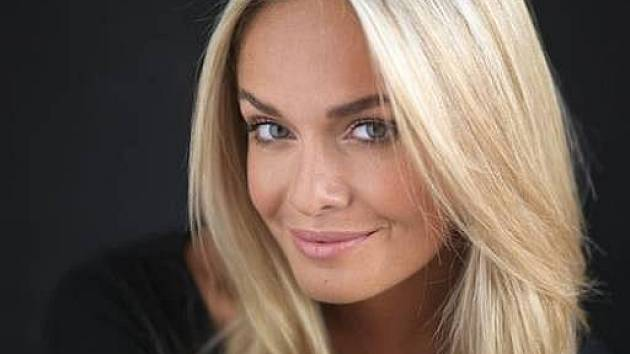 Miss World Táňa Kuchařová
