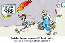 Vtip Mirka Vostrého