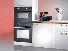 Moderní trouba vaří a peče, ale zároveň i pěkně vypadá