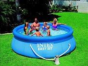 Nadzemní bazén Tampa s kartušovou filtrací