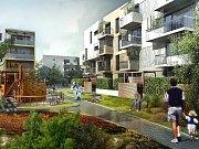 Cohousingový projekt Zahrada v Lysé na Labem