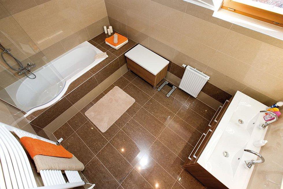 Výhercem hlavní kategorie Koupelna roku 2010 je pan Josef Stejskal ze Skalice nad Svitavou.