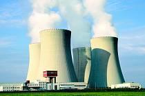 Jaderná elektrárna Temelín tvoří dominantu celého kraje. Jestli je to dobře, ponecháme na úvaze každého z vás.