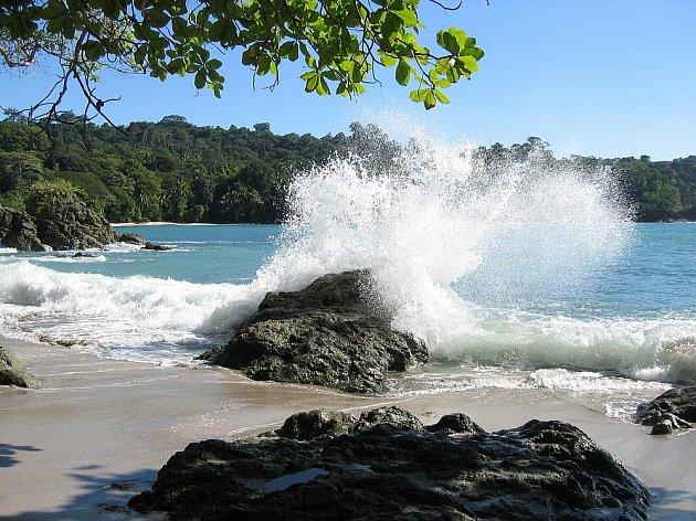 Kostarika. Ilustrační foto