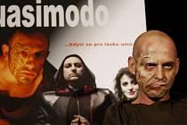 Tisková konference k novému muzikálu Quasimodo s podtitulem Kdysi se pro lásku umíralo se uskutečnila 10. října v Praze. Na snímku Tomáš Trapl.