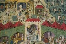 Nevidomí si mohou hapticky prohlédnout a blíže poznat třeba unikátní středověkou Iluminaci s motivem těžby a zpracování stříbra, pocházející přímo z Kutné Hory.
