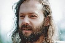 Básník a spisovatel Petr Hruška