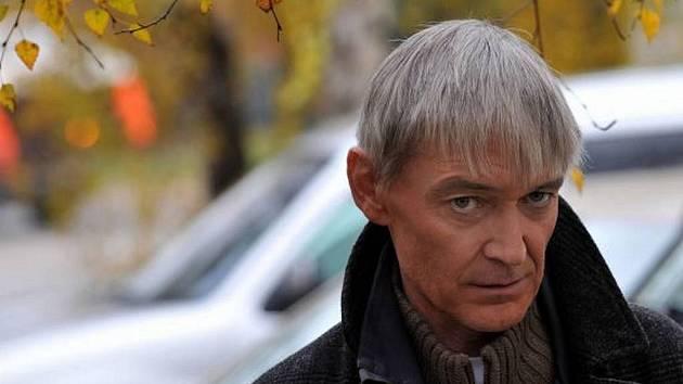 Vladimír Dlouhý v televizní kriminálce Domina
