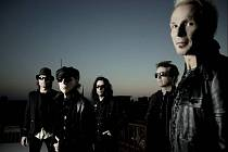 Scorpions na dva roky starém promo snímku