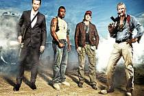 Do kin přišla nová akční komedie A - Team s Liamem Neesonem
