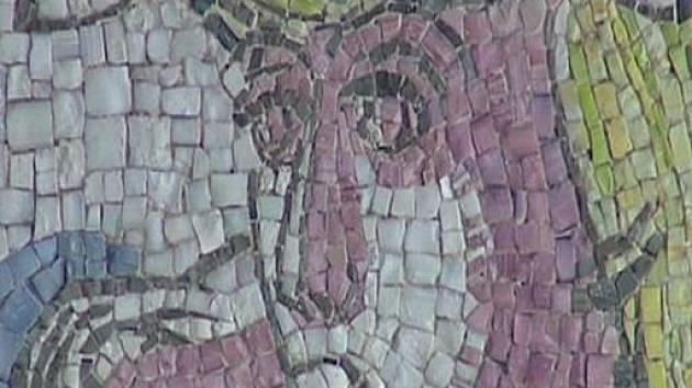 Slavná mozaika Josefa Kaplického
