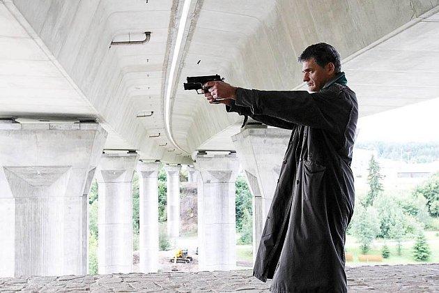 Konstantin Lavroněnko jako filmový Kajínek
