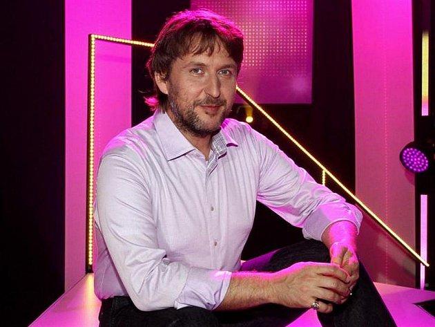 Pořad Splněné sny na TV Barrandov moderuje Jaroslav Mendel