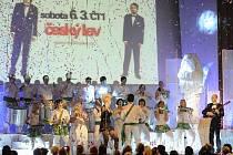 Nominační večer Českého lva 2009 se konal v sobotu 6. 2. v pražské Lucerně, moderoval herec Jan Budař.