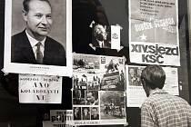 V písecké Sladovně začala výstava fotografií Invaze ve fotografii, srpen 68