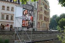 Karlovy Vary se připravují na festival, kteý zahájí už v pátek večer