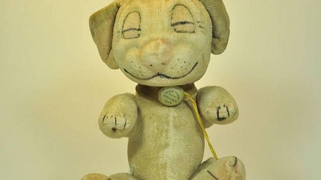 Historické hračky jsou hlavním tématem podzimního veletrhu ANTIQUE