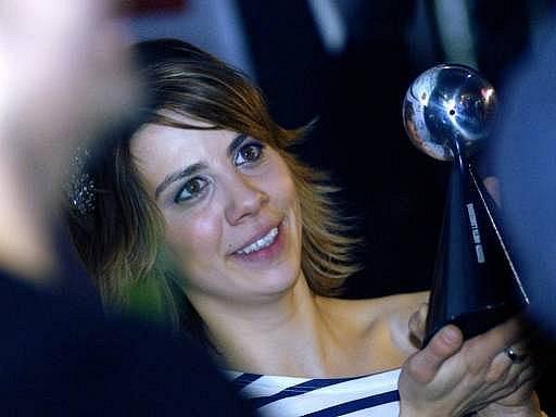 Hudební ceny Óčka 2009: Aneta Langerová