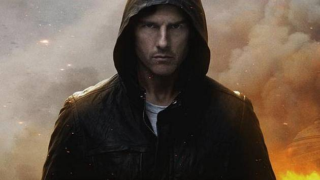 Mission: Impossible, Ghost Protocol. Na snímku Tom Cruise