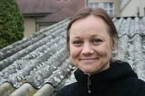 Herečka Andrea Elsnerová