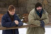 ÚSTŘEDNÍ DVOJICE. Jana Hubinská a Martin Dejdar v závěrečné řadě seriálu.