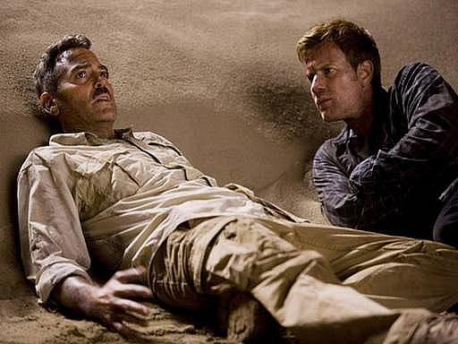 Muži, co zírají na kozy: George Clooney a Ewan McGregor