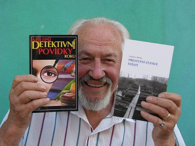 Spisvatel Ladislav Muška