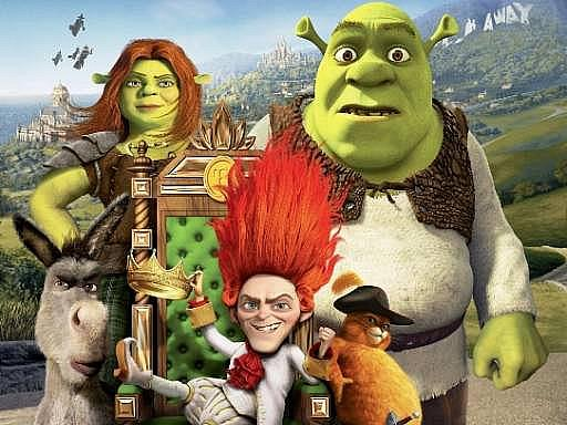 Shrek: Konec a zvonec
