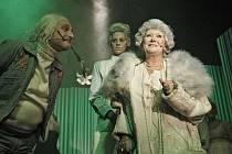 Novou inscenací pražského Divadla Na zábradlí je komedie Tartuffe Games