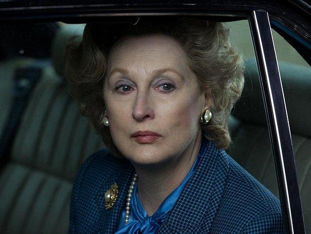 MERYL STREEP hraje Margaret Thatcher v rozpětí 40 let