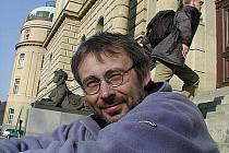 Vladimír Mráz je producentem, režisérem a scenáristou animovaných filmů