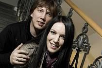 SLAVÍCI. Zuzana Smatanová a Peter Cmorík míří do Lucerna Music Baru.