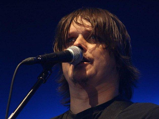Frontman Michal Malátný