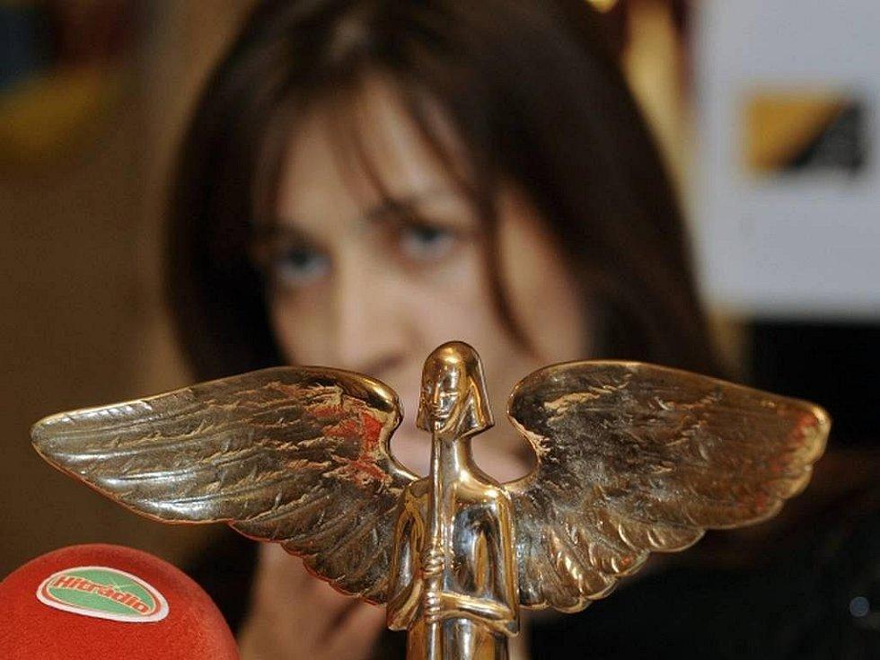 Cena Anděl - kdo všechno ji letos získá?
