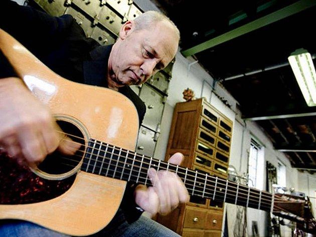 Kytarový mág Mark Knopfler