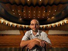 Novým ředitelem zlínského městského divadla se ve čtvrtek 1. července stal Petr Michálek.