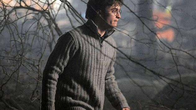 Harry Potter a relikvie smrti