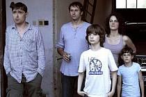 Snímek z filmu Rodina je základ státu