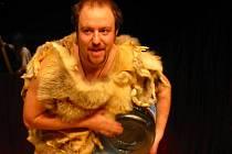 Komedie pro jednoho herce - Caveman