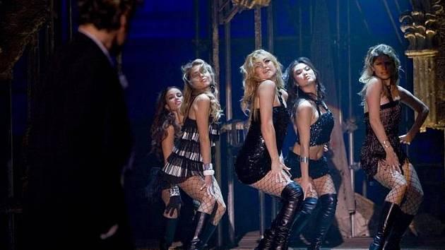 Snímek z filmového muzikálu Nine