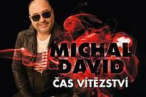 Michal David právě vydal nové album a vyrazil na turné