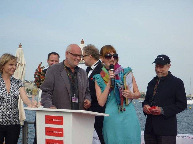 Scenáristka Irena Hejdová na MFF v Cannes pořádně zabodovala!